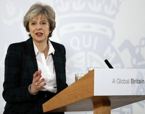 UK won't change terror threat level after attack: Theresa May