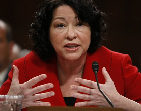 Is America ready to do away with the 'cruel' lethal injection? Supreme Court Justice Sotomayor thinks so