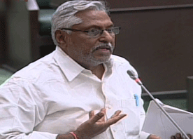 Jeevan Reddy Questions TRS over Nizam Sugar Factory Issue