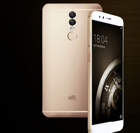 Micromax Dual 5 with three 13MP camera, SecureVault technology launched in India