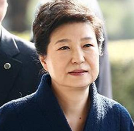 S.Korea prosecutors seek arrest warrant for ousted President Park Geun-hye