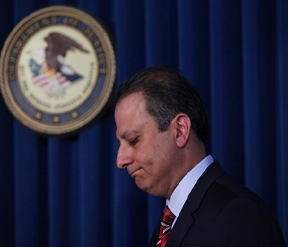 Donald Trump tried to call attorney Preet Bharara 'to thank him for his services' before firing him