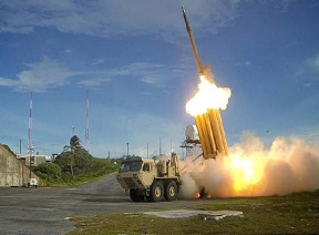 US begins deploying anti-missile system THAAD in South Korea after North Korea missile test