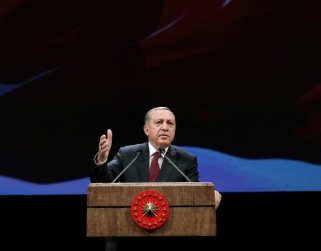Turkey vows to respond strongly after Netherlands stops its ministers from addressing rally