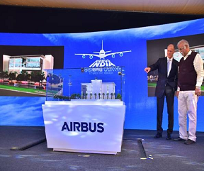 Delhi: Airbus to set up its first Asia training centre for aircraft pilots at Aerocity