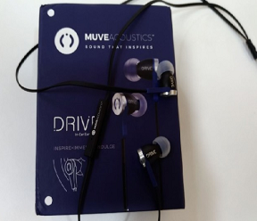 MuveAcoustics Drive Earphone review: Reasonably priced in-ear headgear with eye-candy design