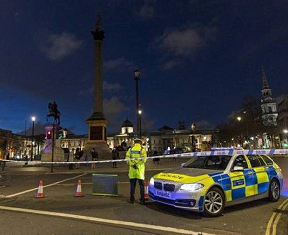 World leaders 'stand' with Britain after London attack