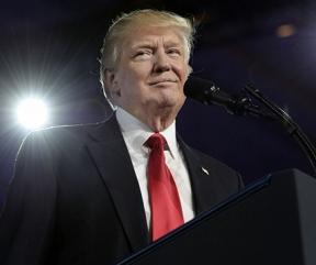 Donald Trump congratulates Narendra Modi for U.P. elections win