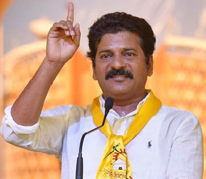 Revanth Dominates Chandrababu in Mahanadu