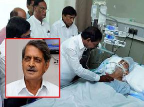 Telangana Irrigation Advisor R Vidyasagar Rao Is No More