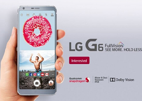 Flagship LG G6 with FullVision display set to hit Indian stores soon