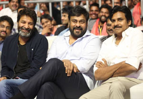 Fresh Confirmation on Chiru-PK-Trivikram Project