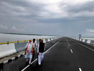 5 things about India's Longest Bridge