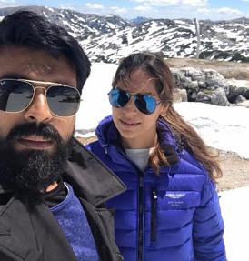 Pic Talk: Mega Selfie at Mountain Top