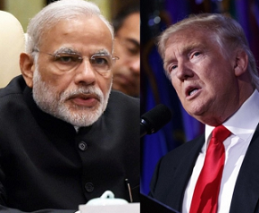 Trump-Modi meet to set forth vision to expand Indo-U.S. ties: White House