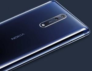 Nokia 8 With Dual Camera, 2K Display
