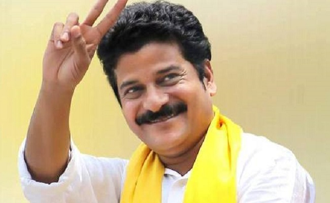 Revanth Bids Good Bye To Tdp At Last Teluguz Com