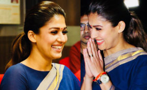 Nayantara; actress with golden heart