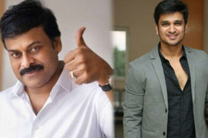 Mega Support To Nikhil?