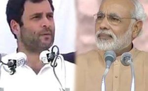 In Modi vs all election, can you spot Rahul?