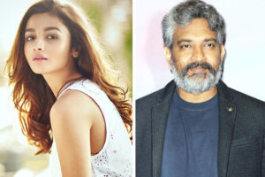 'I begged Rajamouli for a role in his film,' Alia