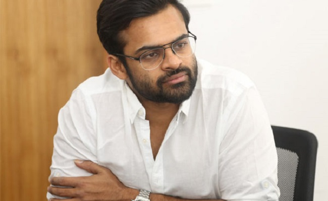Mother sentiment to be highlight of Sai Tej's next