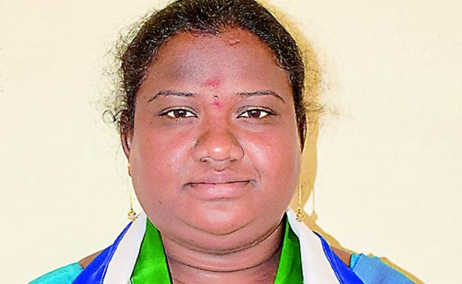 YSRCP's Goddeti Madhavi is youngest MP in Andhra