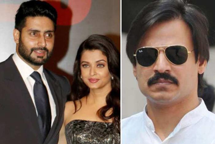 Aish Stopped Abhishek From Reacting To Vivek's Meme