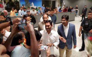 47 YSRC MLAs follow Jagan in US tour?