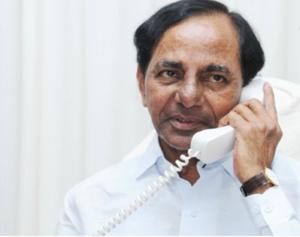 Lachanna…CM KCR's Phone Call