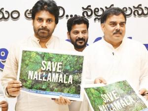 #SaveNallamala Led To Suspension Of Janasena Accounts?