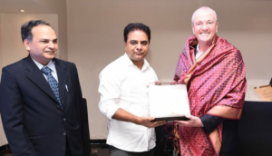Telangana signs 'Sister State partnership' with New Jersey