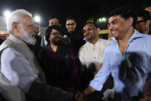 Dil Raju To Join BJP?