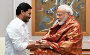 TDP doesn't want Modi to launch Jagan scheme?