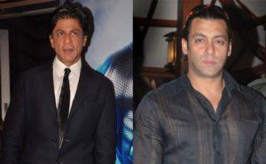 Shah Rukh is 'real hero' for Salman