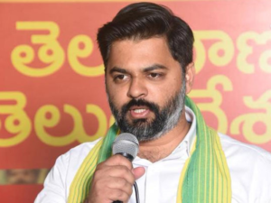 Another Setback For T-TDP; Virender Goud To Join BJP