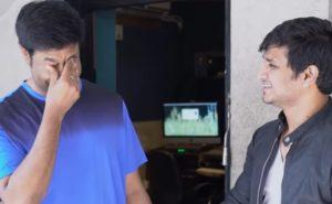 Nikhil and Kishore's funny promo for 'Arjun Suravaram'