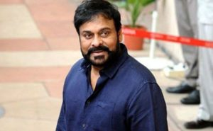 Chiranjeevi interested in a web series