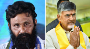 Chandrababu, Nee Amma Mogudidha Tirupati? – Kodali Nani