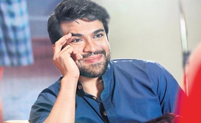 Ram Charan to work with Mahesh's director?