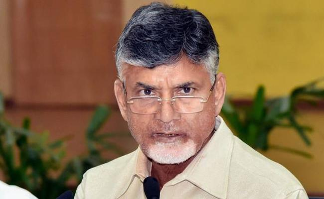 Naidu Ignores Vizag Tour, Back In Hyderabad!
