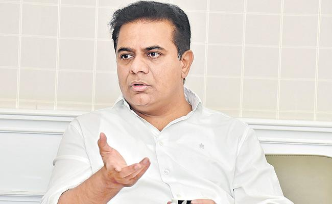 Best time to bring Business to Telangana, KTR tells European Body