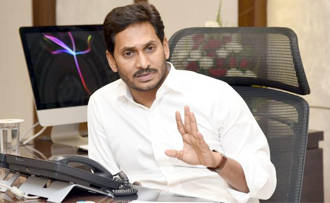 Did Jagan escape or learned from this most controversial issue?