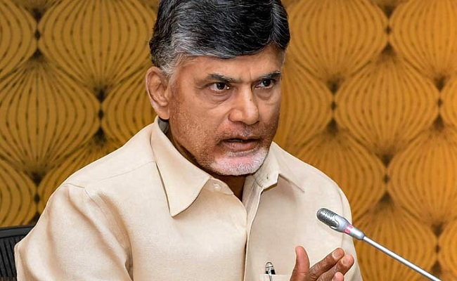Vizag Gas leak tragedy: Chandrababu seeks PMO's permission for air travel from Hyderabad
