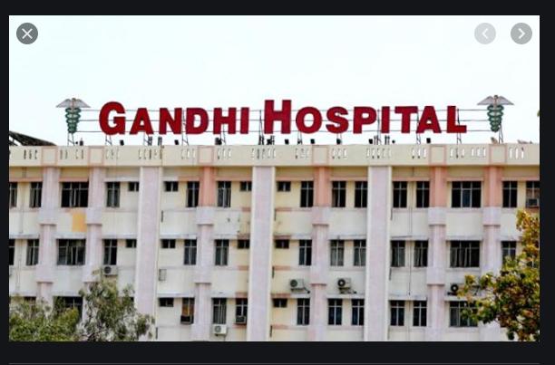 Hyderabad's Gandhi Hospital Has 1,092 COVID-19 Vacant Beds: Health Officials  #gandhi hospital