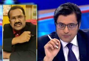 Telugu Writer Gets Trolled For Mimicking Arnab