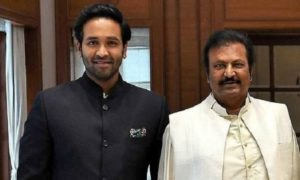 Mohan Babu's comments on caste turning viral in social media