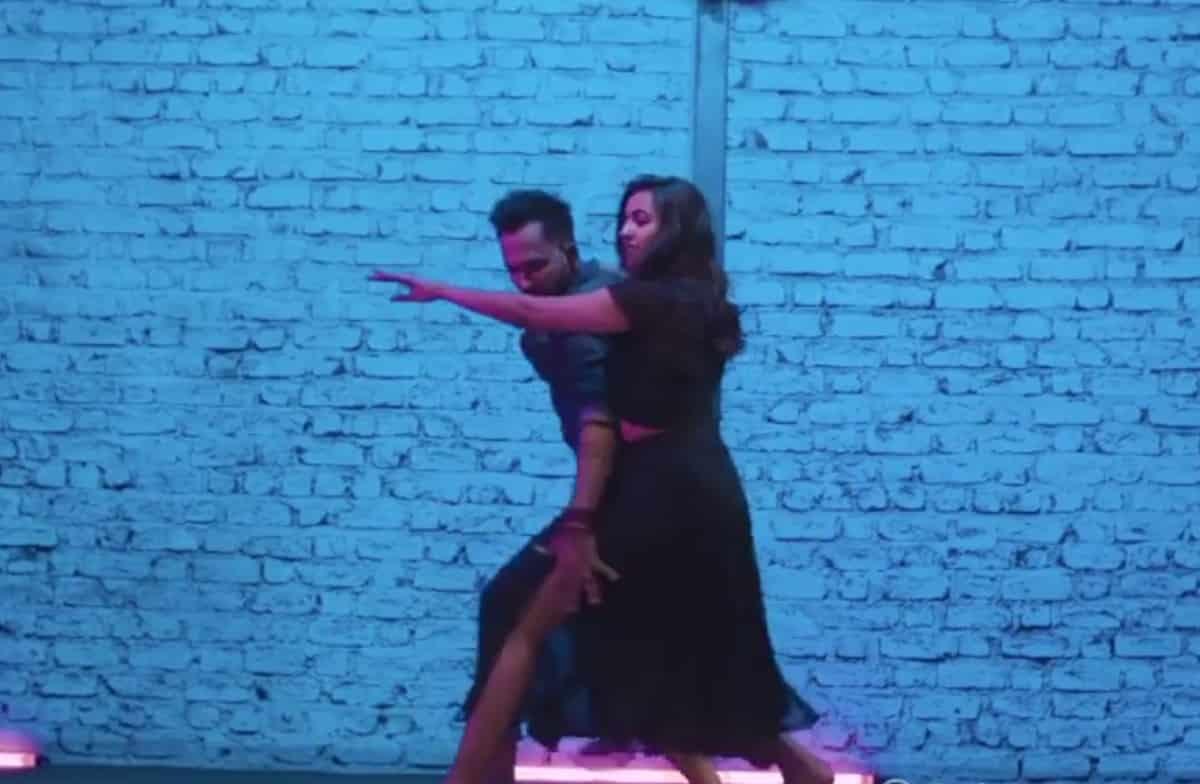 Video Talk: Niharika's First Hot Dance Video
