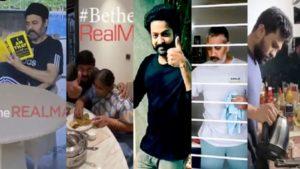 #BeTheREALMAN Challenge: Chiru challenges Rajinikanth and KTR