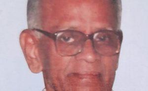 Film Writer C S Rao Passed Away